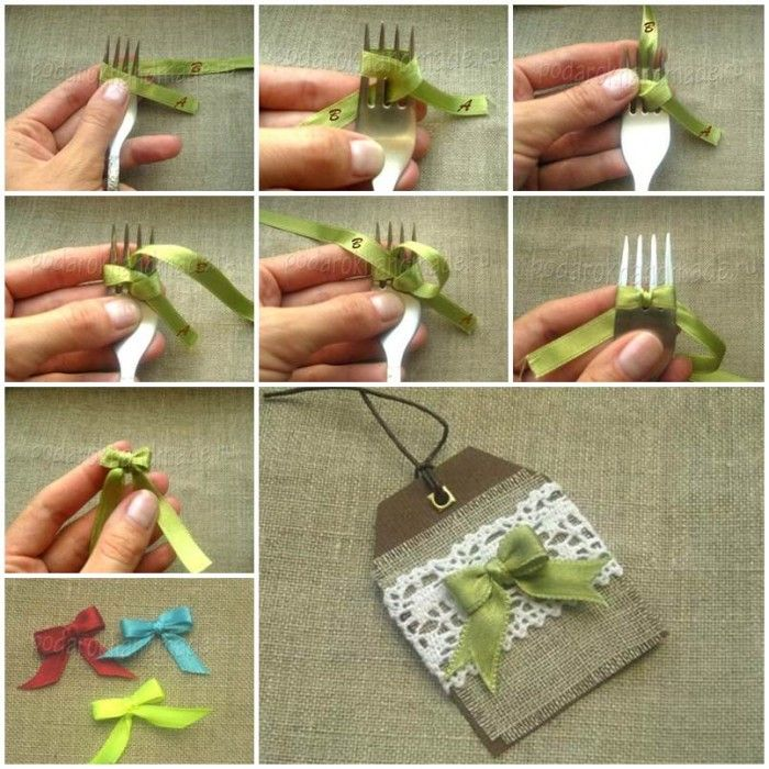 DIY-Satin-Ribbon-Bow-with-a-Fork-1-700x700